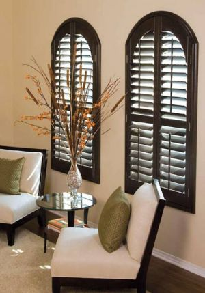 All in One Arch Panel Shutter