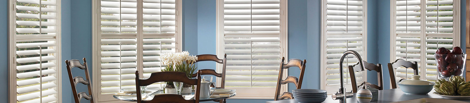 Plantation Blinds installation by Blinds N More