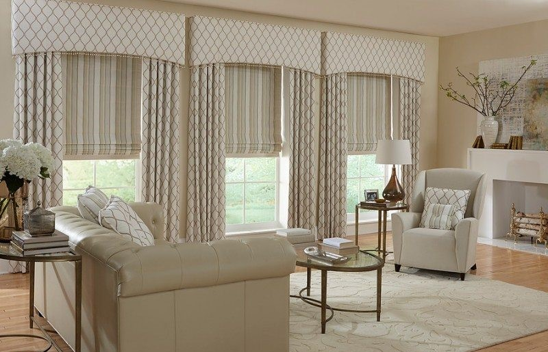 Cornice, Valances and Drapery in Columbia, SC Installation by Blinds N More