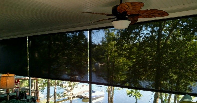 Solar Shades in Columbia, SC by Blinds N More